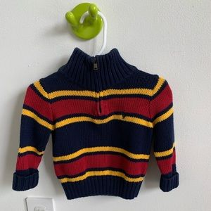 polo by ralph lauren boy sweater 9 month